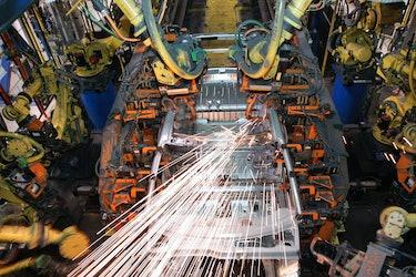 General Motors Lansing Delta Township Assembly Plant