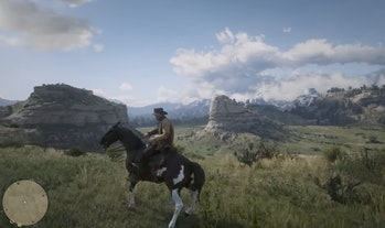 red dead redemption 2 gameplay trailer