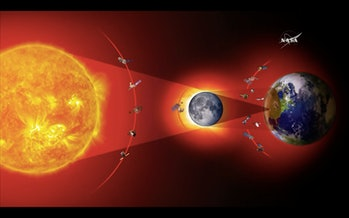 NASA august 2017 solar eclipse