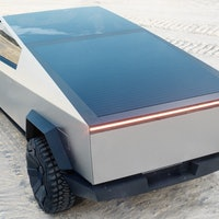 Tesla Cybertruck will be firm's first solar car, Elon Musk confirms