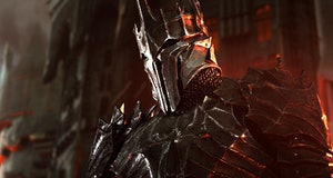 sauron in lord of the rings