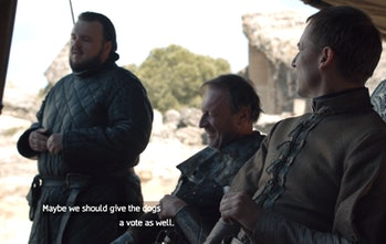 sam tarly game of thrones season 8 finale