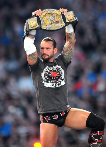 CM Punk Phil Brooks