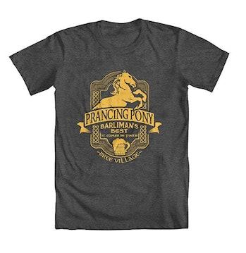 GEEK TEEZ Prancing Pony Barliman's Best Men's T-Shirt