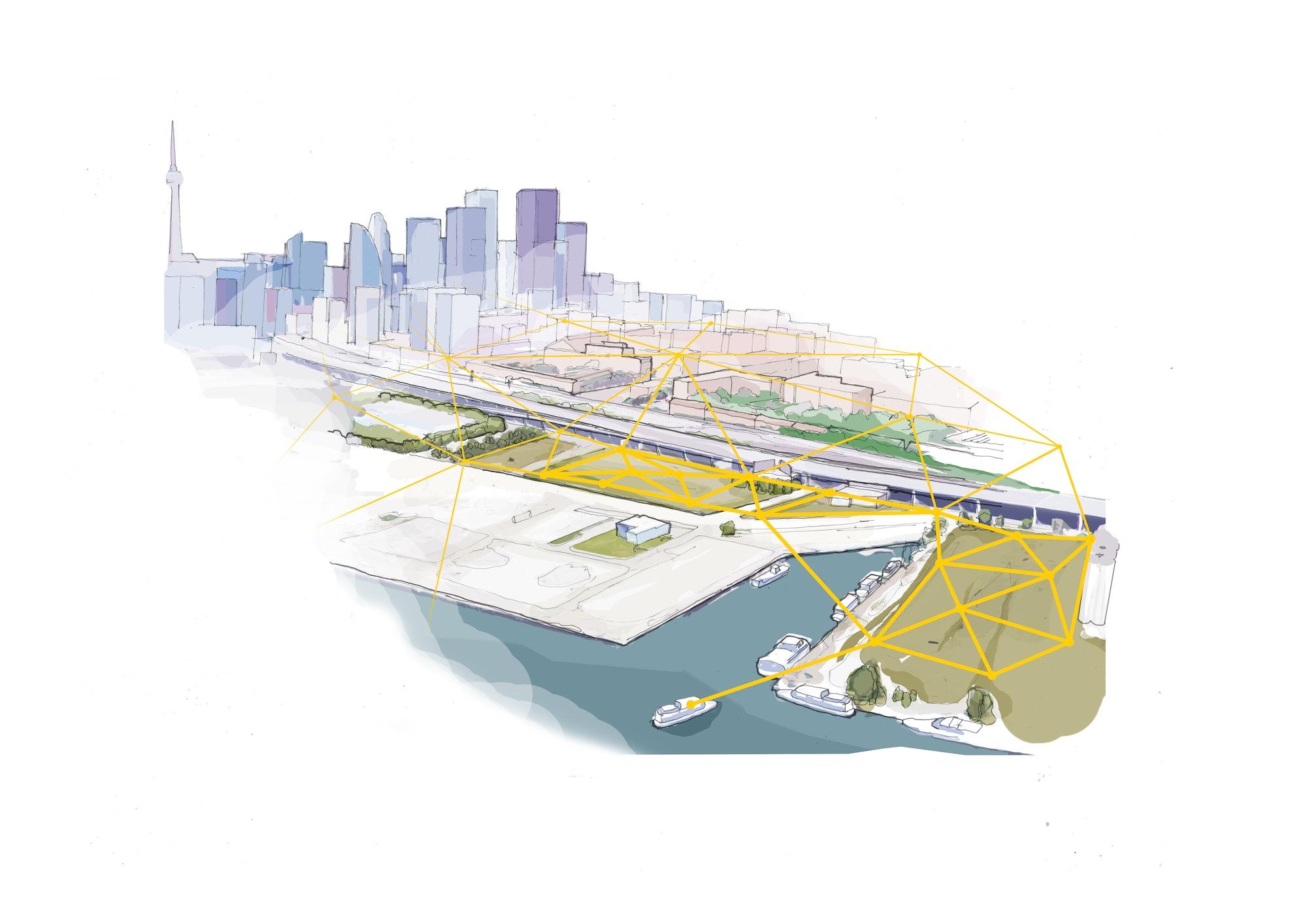 Quayside Sidewalk Labs Google Toronto Smart Cities Dystopia Orwell
