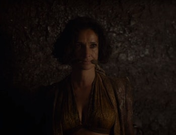 ellaria sand red keep dungeon prisoner cell cersei lannister game of thrones got season seven episode three 7 3 The queen's justice