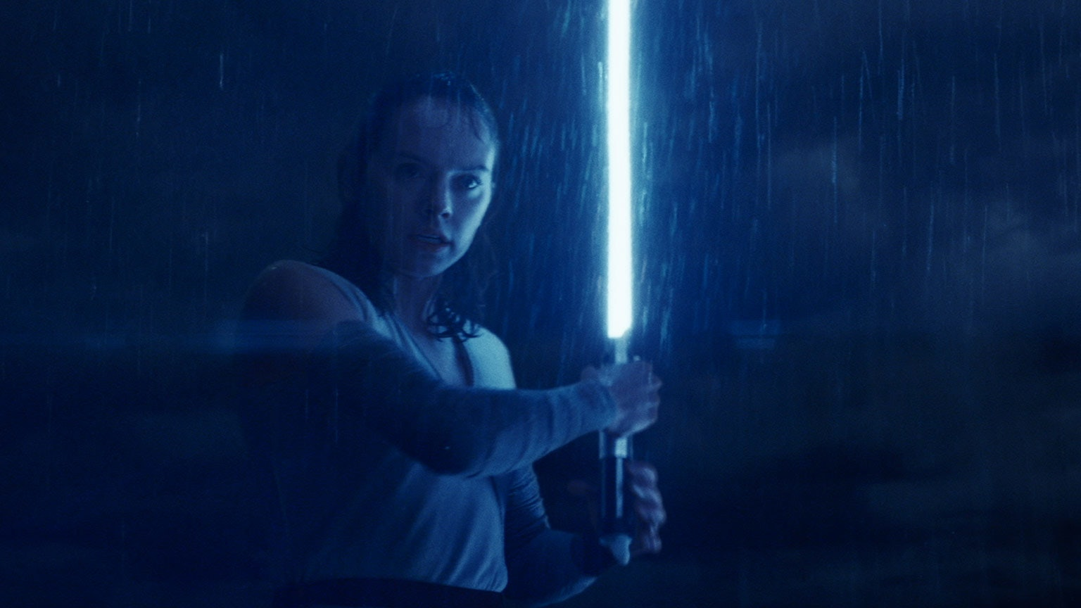 Does Rey turn to the Dark side?