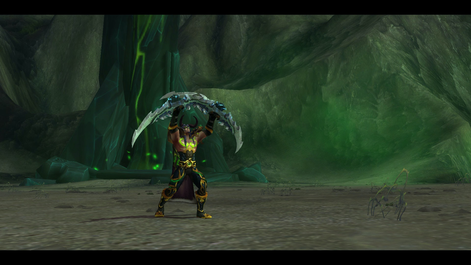 How To Start Playing A Demon Hunter In World Of Warcraft Legion