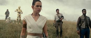Star Wars The Rise of Sykwalker