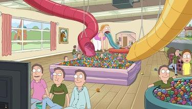 Rick and Morty Jerryboree