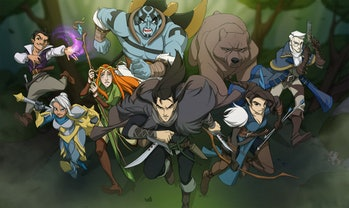 Critical Role Kickstarter Vox Machina