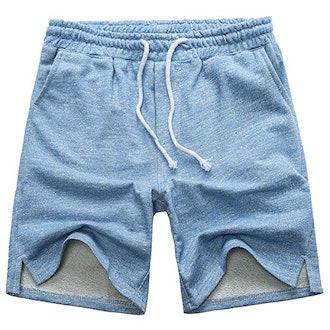 Manwan walk Men's Casual Classic Fit Shorts