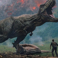 'Jurassic World 2' Trailer Reveals Militarized Dinosaurs