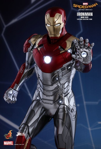 Iron Man Mark XLVII Spider-Man Homecoming