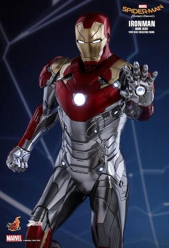 Iron Man Mark XLVII Spider-Man Homecoming