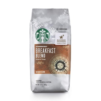 Starbucks Breakfast Blend, Medium Roast