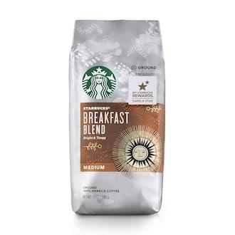 Starbucks Breakfast Blend, Medium Roast