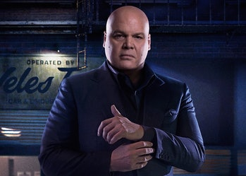 Vincent D'Onofrio as Kingpin in Netflix's 'Daredevil'