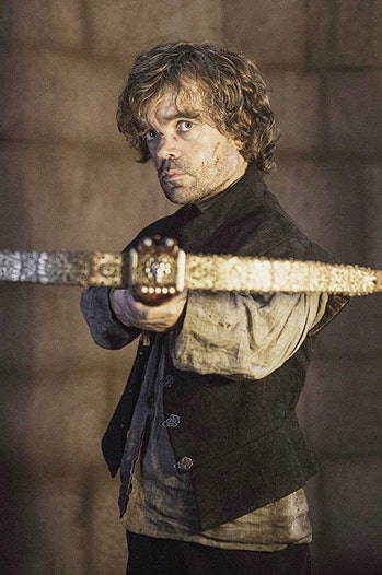 Peter Dinklage in 'Game of Thrones' on HBO