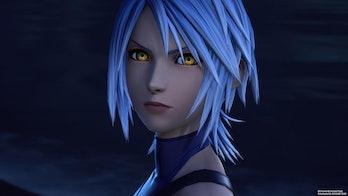 'Kingdom Hearts III' Aqua