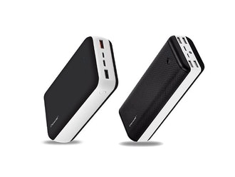 ChargeMe Portable High Capacity Dual Input Power Bank