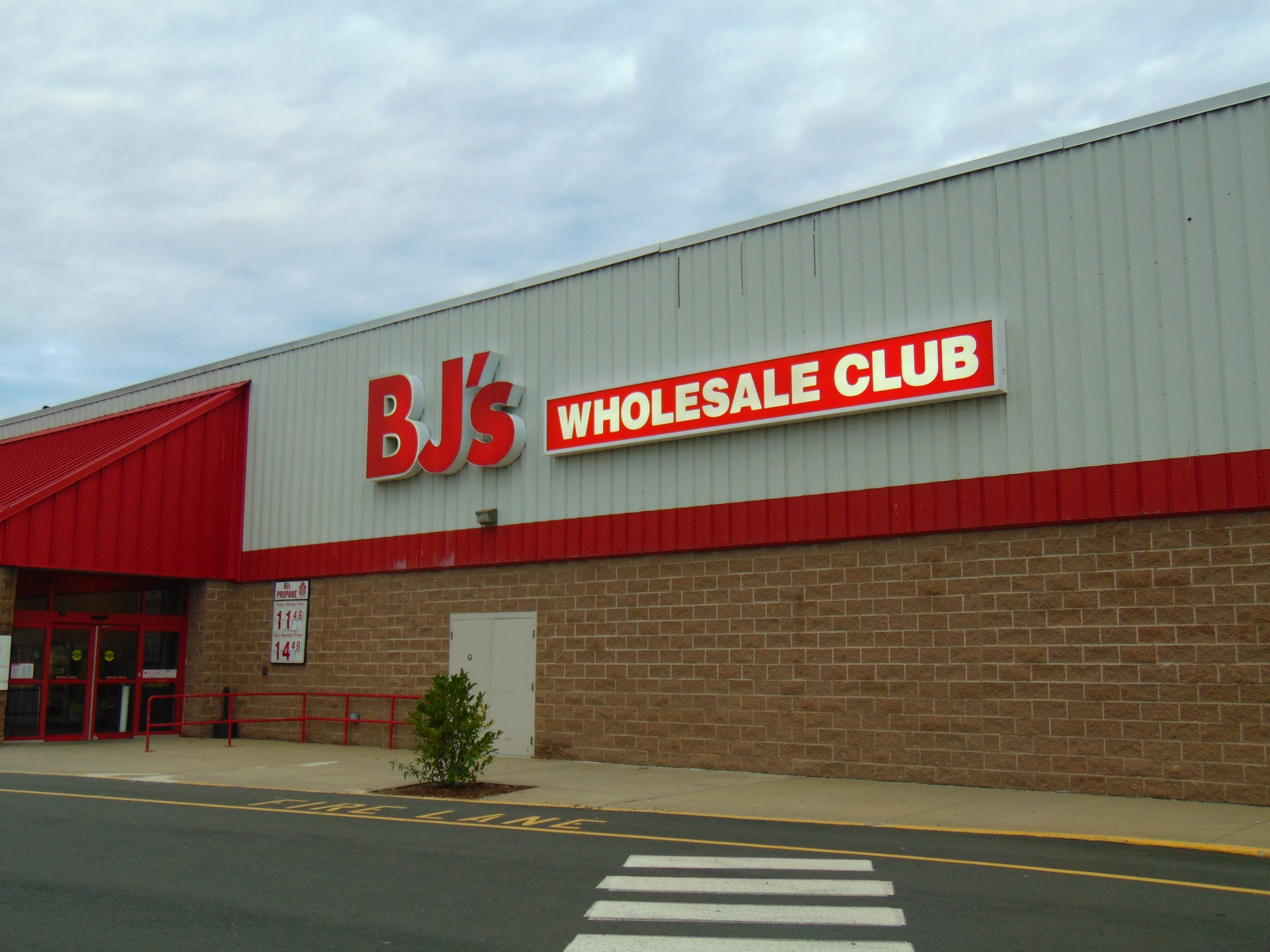 BJ's (Willimantic, Connecticut)