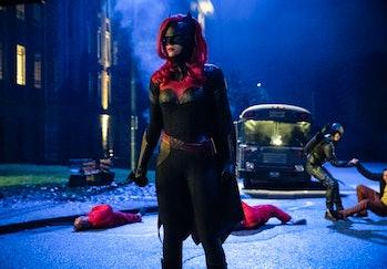 Arrowverse Batwoman Ruby Rose