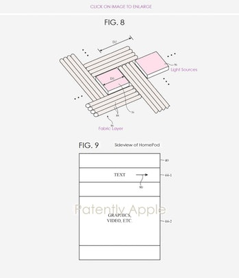 apple patent homepod