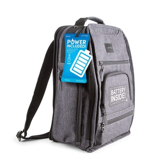 TYLT Power Bag and Charging Station - Built in 5,200 mAh Power Bank
