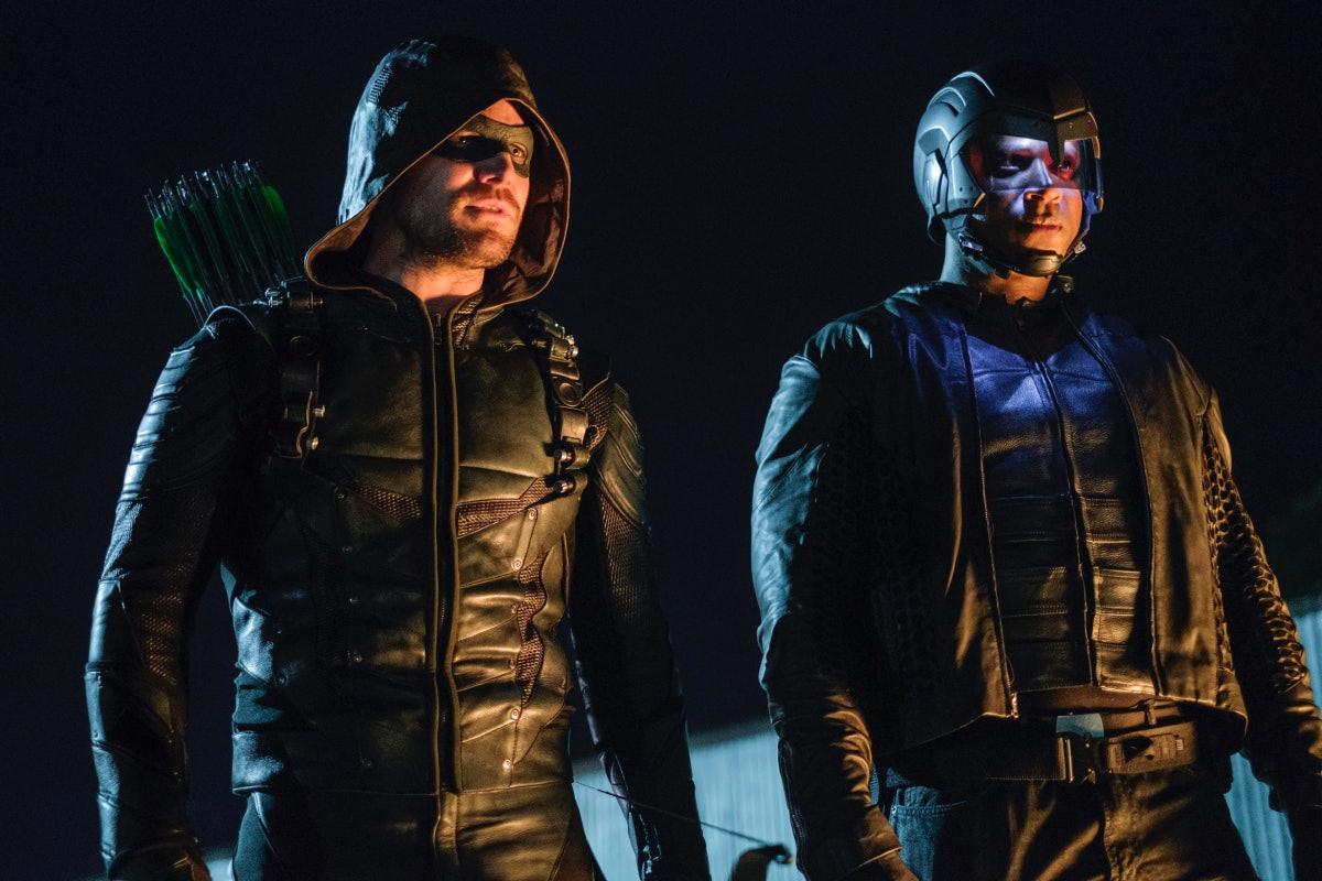 Arrow Diggle Spartan
