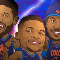 NBA Playoffs: Will Thunder Beat Jazz in the First Round? AI Predicts