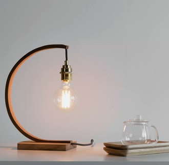 Tom Raffield Hanter Table Light
