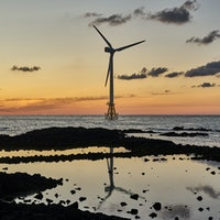 The world's most powerful offshore wind turbine is open for business