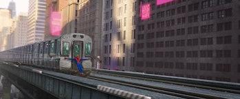 Spider-Man 2 Spider-Verse