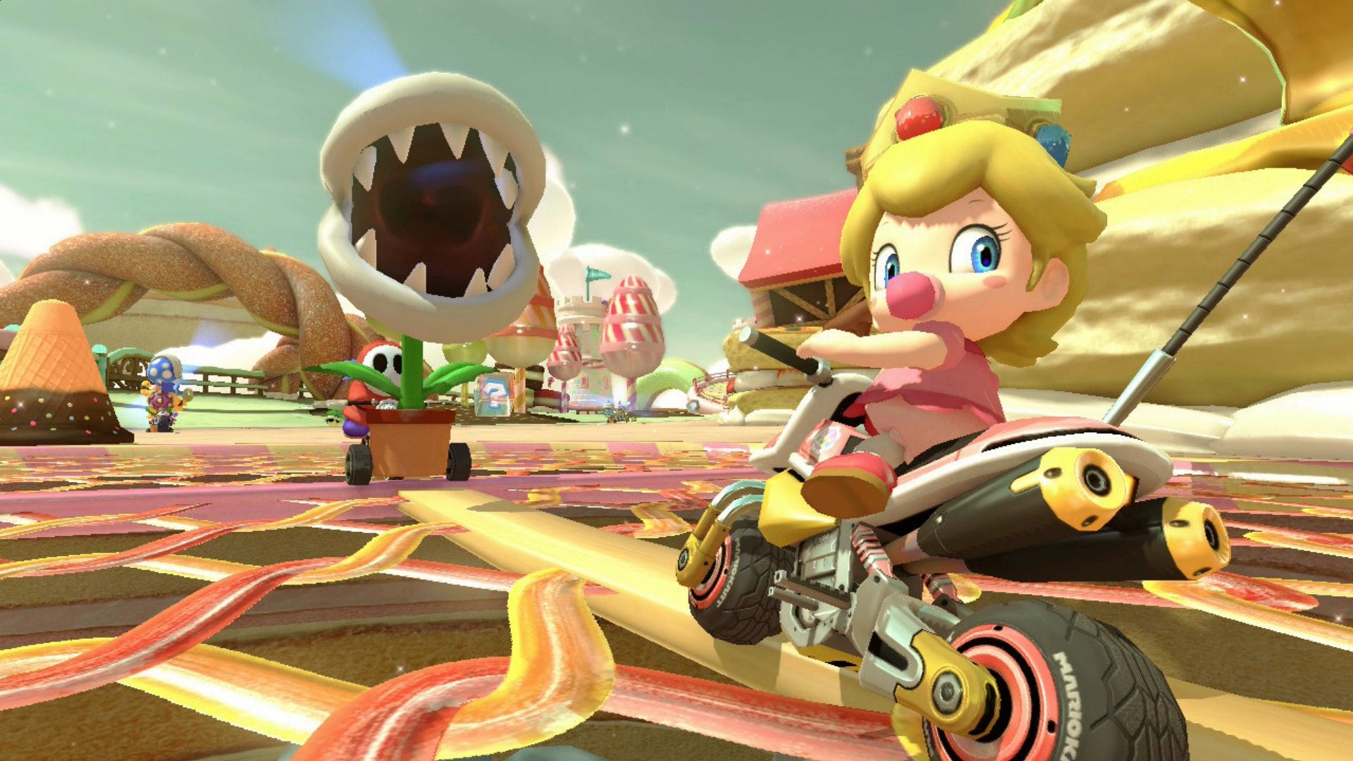 Renegade Roundup Is The Best Battle Mode In Mario Kart 8 Deluxe