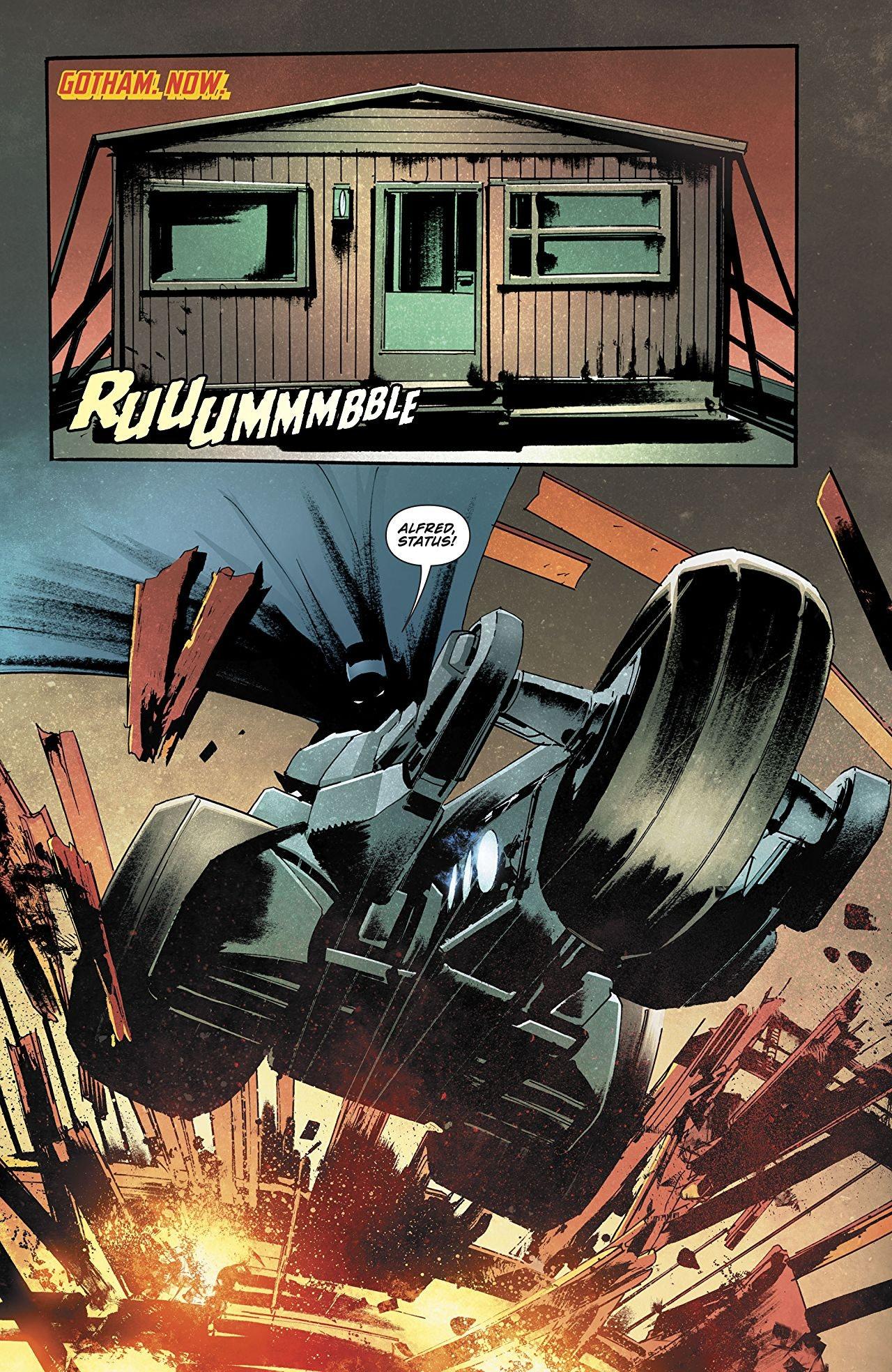 Batman Who Laughs Jock Scott Snyder