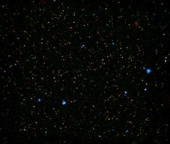x-ray image of black holes
