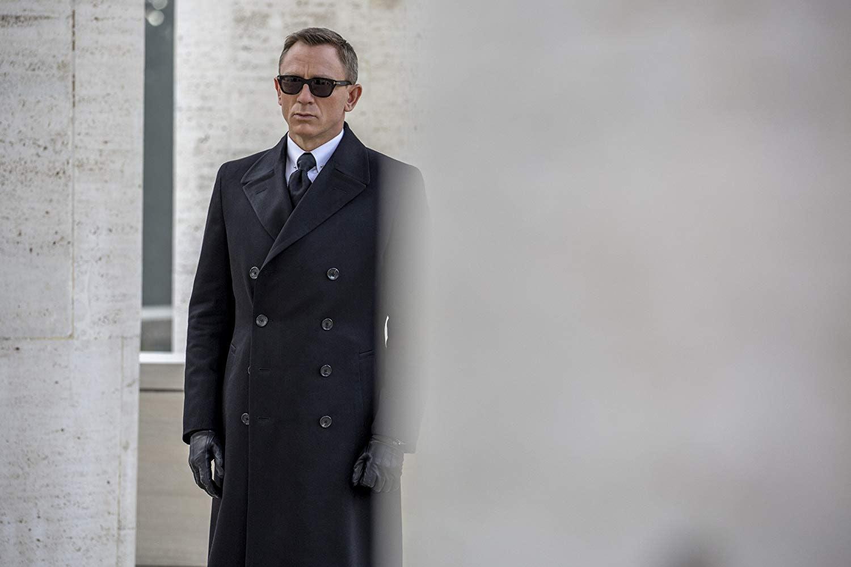 James Bond, as seen in 'Spectre'