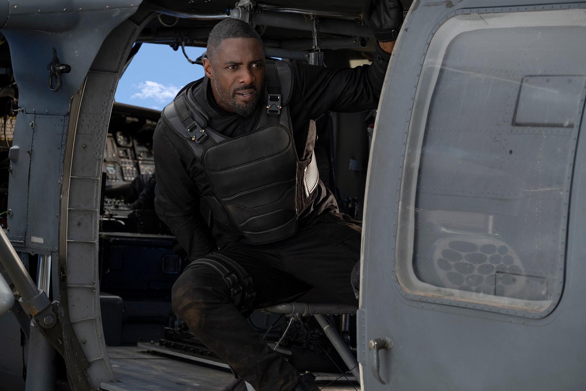 Hobbs and Shaw Idris Elba