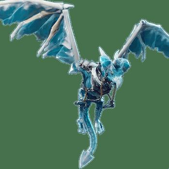 fortnite harbinger set new glider