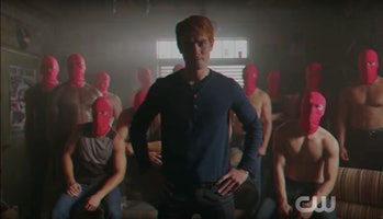 The Red Circle on 'Riverdale'
