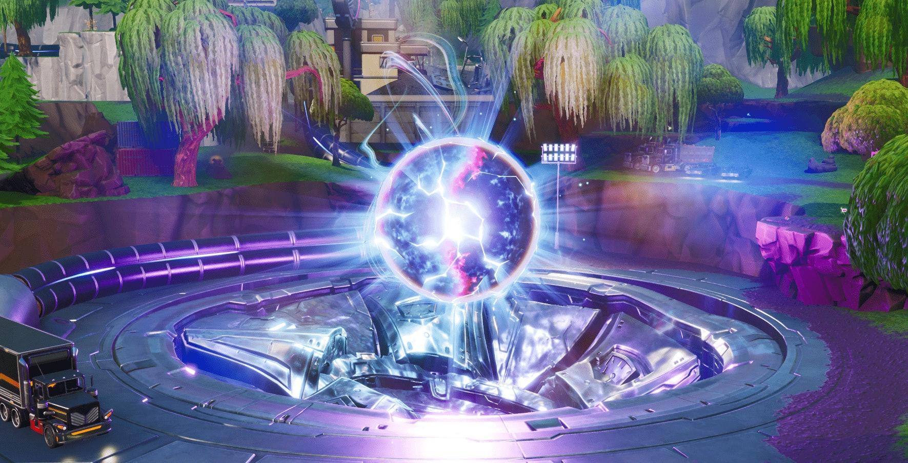 Fortnite Season 11 Leaks Reveal A Map Changing Apocalypse