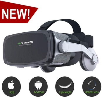 vr headset cheap mobile