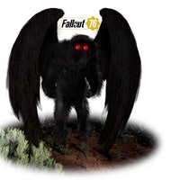 'Fallout 76': Mothman, Flatwoods Monster, and Other West Virginia Legends