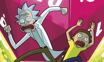 Rick and Morty D&D sourcebook