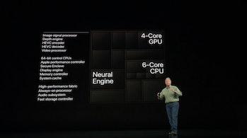 a12 bionic chip apple