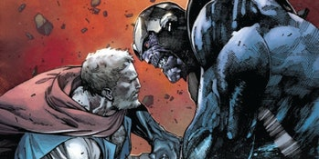 That means mythology doesn't let a sad Thor drunkenly fight trolls