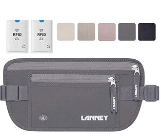 Lanney's Hidden Multipurpose Travel Fanny Pack