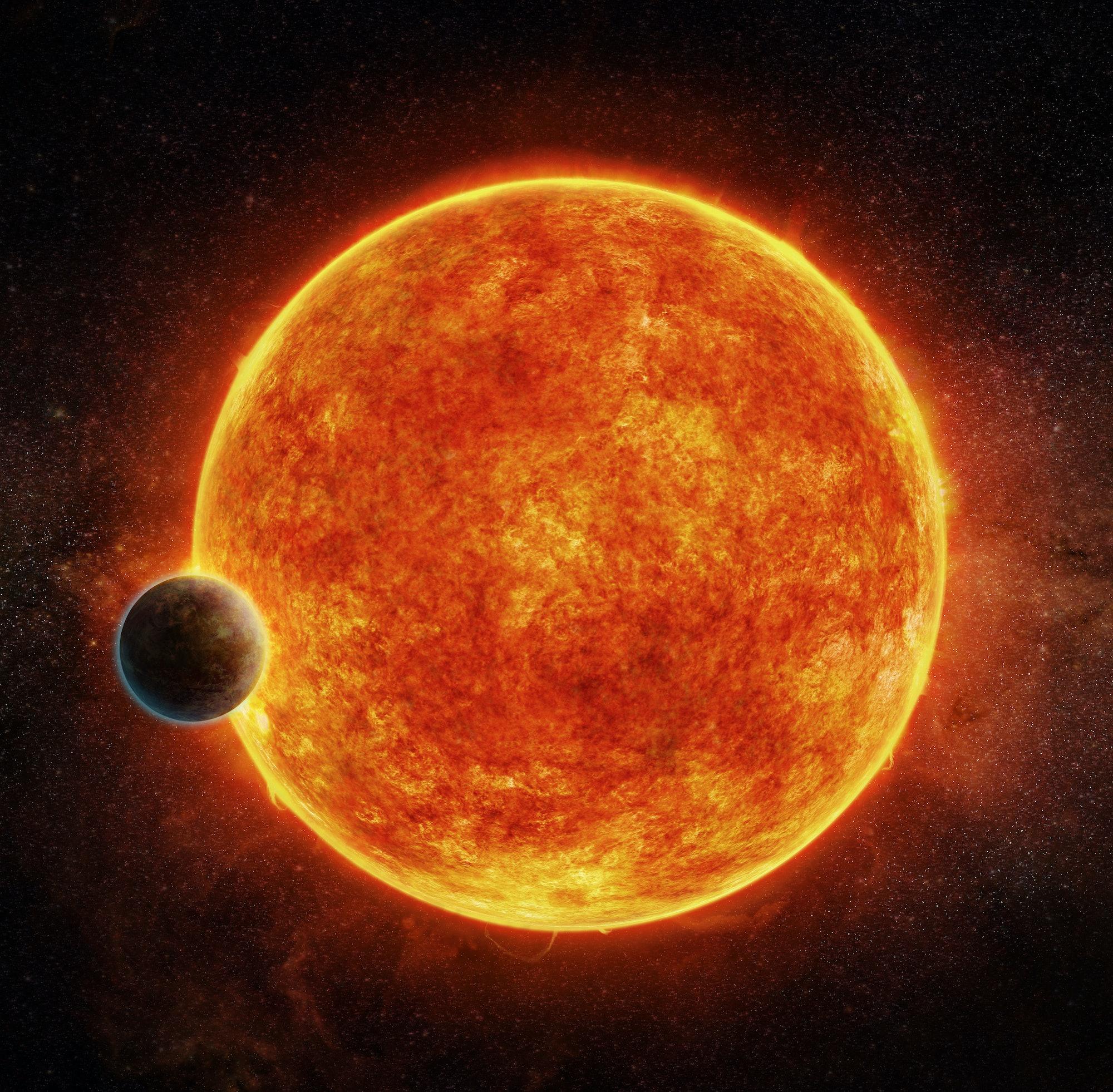 super earth lhs 1140b