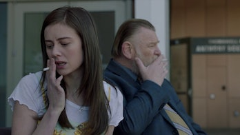 Holly Gibney in the TV adaptation of 'Mr. Mercedes'